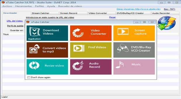 Grabar la pantalla de la pc con programa gratis