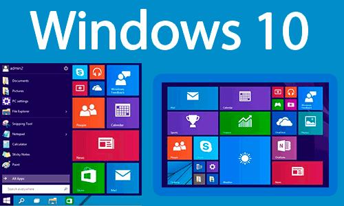 Como poner la interfaz metro en Windows 10