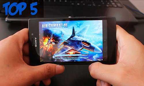 Juegos de aviones para Android