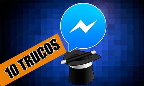 trucos para facebook messenger